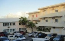 Fisherman Wharf 1 bedroom groundfloor apartment for sale  St. Maarten