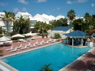 Dutch St Maarten Real Estate Sales  E  A Cupecoy Beach Club  Bedroom For Sale